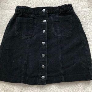 Black Cordero Brandy Melville Skirt